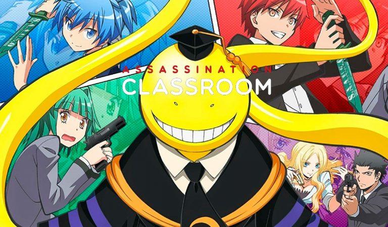 Assassination Classroom – Objectif, assassinez votre professeur