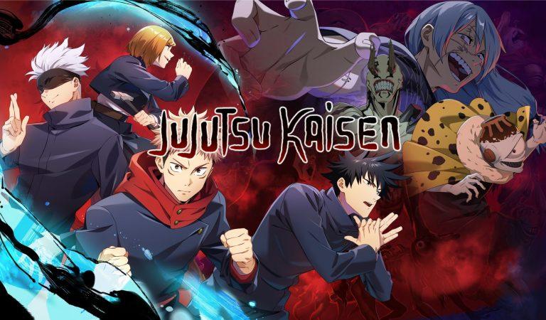 Jujutsu Kaisen – Le Dark Fantasy à succès de début 2021
