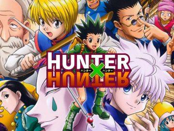 Hunter X Hunter - Gon Kirua Hisoka